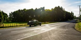Spotted cruising down Matangi Road