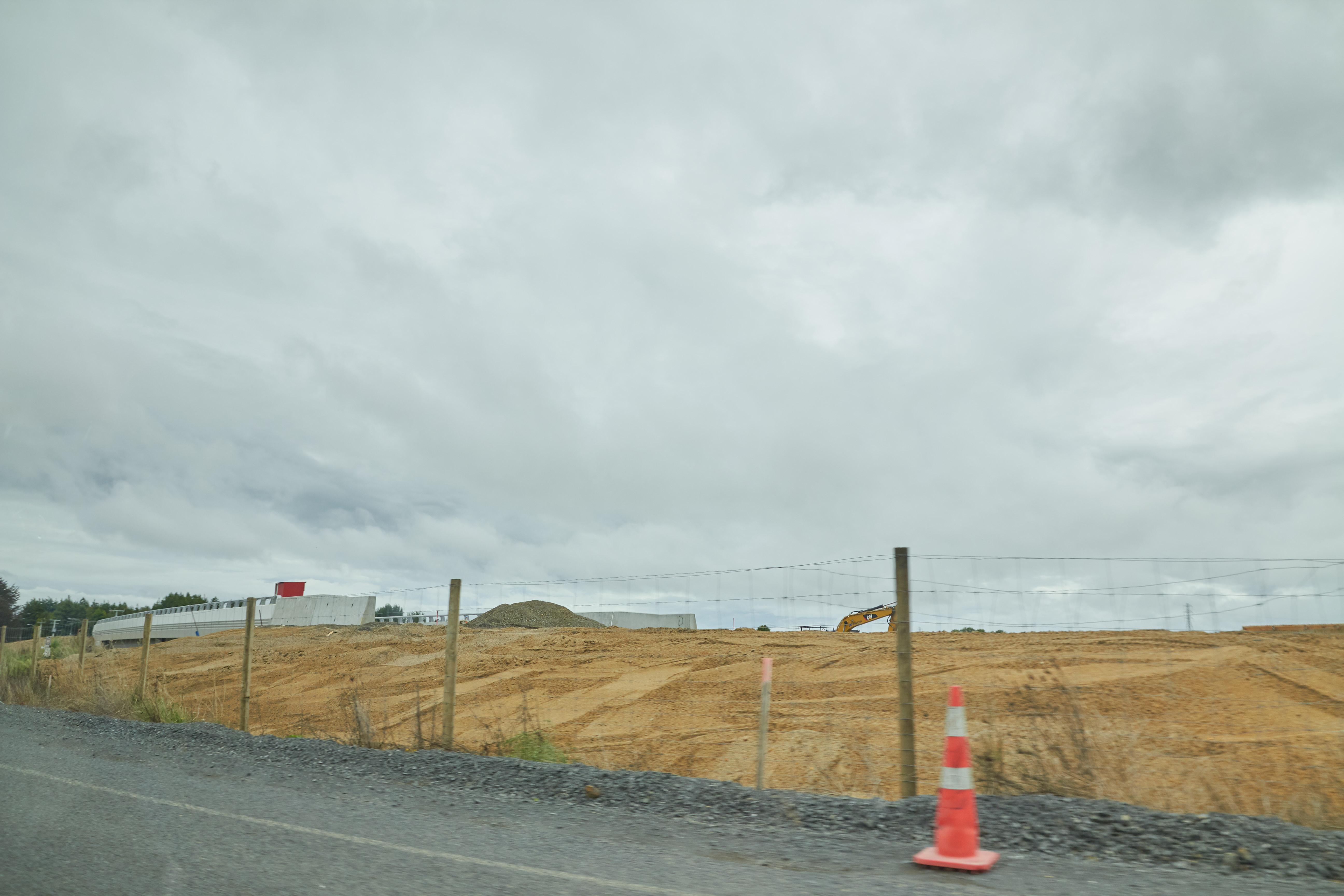 Roadworks 001