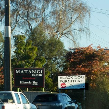 Black Dog Furniture at the Matangi Factory Site