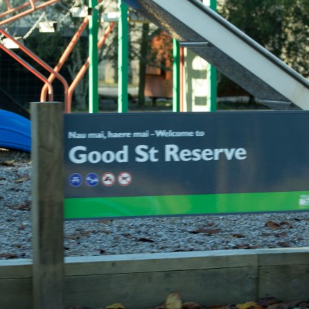 Good Street Reserve and Playground