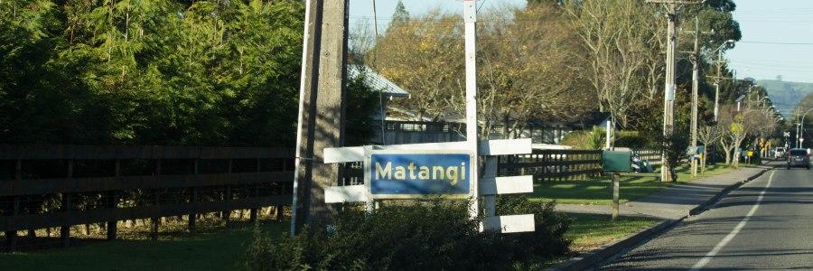 Matangi Road