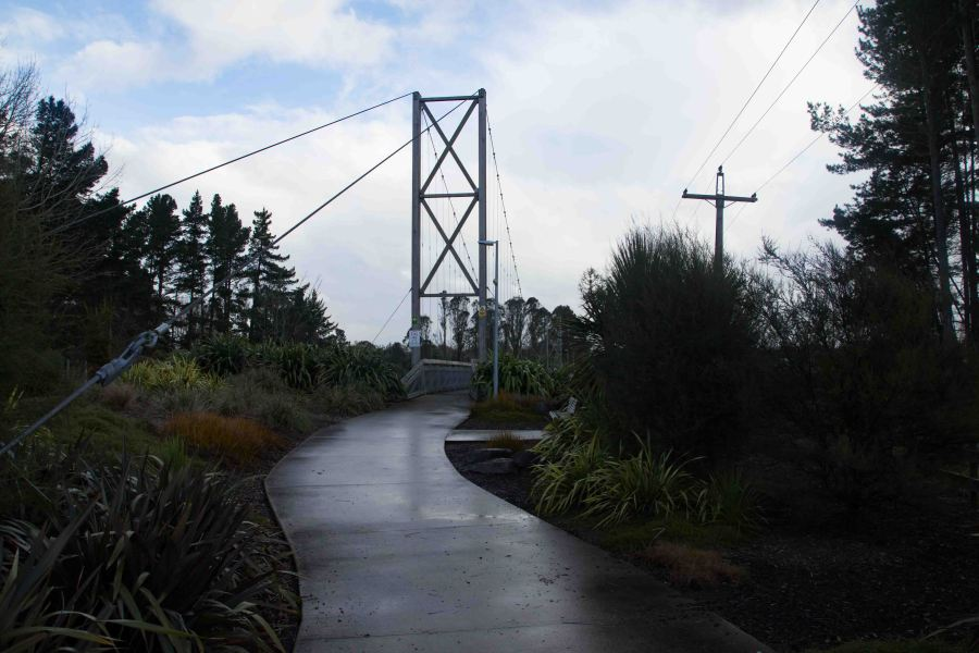 Alan Turner Walkway July 2018